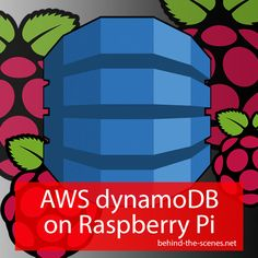 Using a Raspberry Pi as a stand-alone DynamoDB, NoSQL database server Memory Management, Standing Alone, Raspberry, About Me Blog, Articles, Raspberries