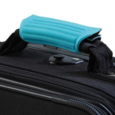 Luggage Handle Wrap in Blue - 2 Pack