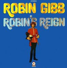 Now Playing: Robin Gibb - Robin's Reign