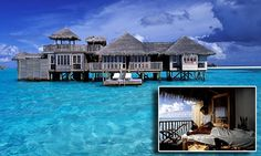 TripAdvisor's best hotel in the world in 2015 is Gili Lankanfushi in the Maldives