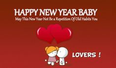 47 Best Happy New Year Wishes For Girlfriend Images