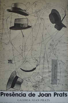 Joan Miró Original Artist Poster 1976 – Art Vintage Store Ltd Spanish Painters, Spanish Artists, Museum Poster, Creative Poster Design, Poster Design Inspiration, Exhibition Poster, Joan Miro, Equine Art, Vintage Posters