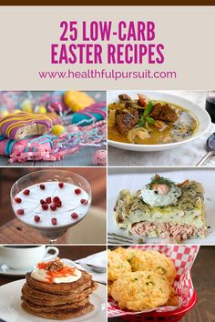 25 Recipes To Celebrate a Keto Easter