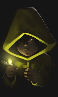 ArtStation - Little Kid, Yurie Bijasa