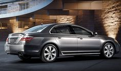 Yep, I bought one. Acura RL. Looks just like this one :)
