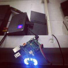 Something we loved from Instagram! Our head of awesome stuff (real job title!) Made a makeshift light using a #Cyntech #lisiparoi and #raspberrypi as a power source! #behindthescenes at the Cyntech #Lab!  #rpi #light #hack  http://bit.ly/1jGmzaL by cyntech.uk Check us out http://bit.ly/1KyLetq