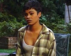 nia long fresh prince 90s | THEN: Nia Long as 'Lisa Wilkes' | 'Fresh Prince of…
