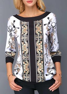 Stylish Tops For Girls, Trendy Tops, Trendy Fashion Tops, Trendy Tops For Women Look Fashion, Fashion Models, Trendy Dresses, Fashion Dresses, Look Formal, Trendy Tops For Women, Ladies Dress Design, Plus Size Outfits, Ideias Fashion
