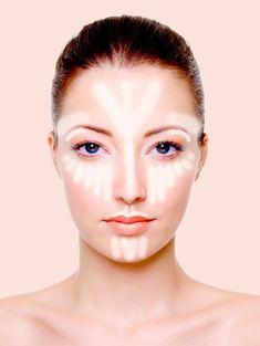 strobing makijaż trendy na lato 2015