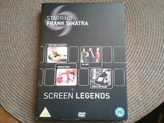 Frank Sinatra - 4 films DVD - Screen Legends series