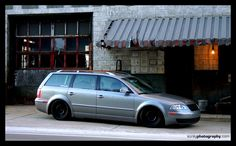 Passat Wagon Lowered | Passat Wagon Slammed
