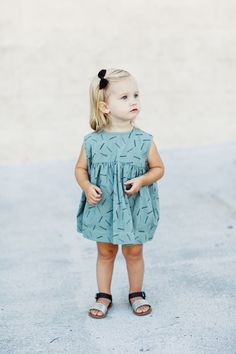 Licorice Dress | Rylee and Cru at Darling Clementine