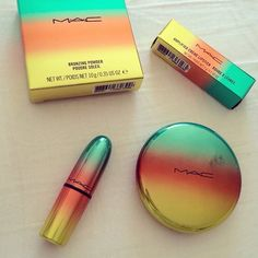 Wash & Dry MAC collection