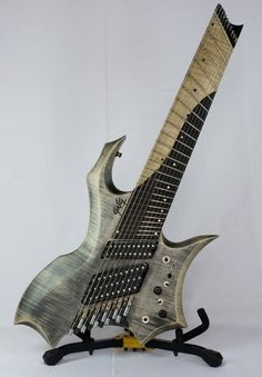 A 10-string guitar (Do you even hyperdjient bro?)