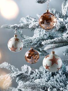 COPPER CHRISTMAS DECOR. Cleo-Inspire BLOG.