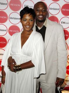 Bee Dubb's World Omar Epps and wife