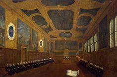 """""""L'elezione del Doge per l'opera dei quarantuno"""", 1779?-1792 #gabrielbella #querinistampalia"""