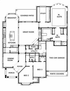 Cezanne 3812 Plan In The Woodlands