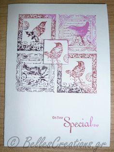 BellesCreations.gr: Birds Creations, Bullet Journal, Birds, Bird
