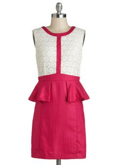 Host Likely to Succeed Dress, #ModCloth