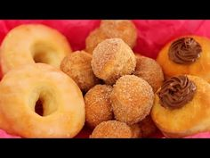 Homemade Donuts: Baked Better than Fried? Gemmas Bigger Bolder Baking Ep 32 Homemade Donuts: Baked Better than Fried? Gemmas Bigger Bolder Baking Ep 32 Recipe on Yummly. Homemade Baked Donuts, Baked Churros, Baked Doughnuts, Fried Donuts, Nutella Donuts, Cinnamon Donuts, Donut Recipes, Baking Recipes, Dessert Recipes