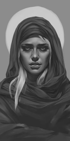 Death and Famine on Behance Black And White Face, Black And White Drawing, Black And Grey Tattoos, Female Face Drawing, Girl Face Drawing, Portraits, Portrait Art, All Seeing Eye Tattoo, Lips Illustration