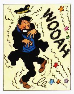Tintin Flight 714