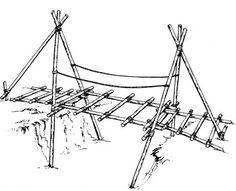 lashing bridge