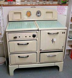 1930s Wedgewood stove