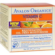 Rejuvenating Oil-Free Moisturizer With Vitamin C ( 1 - 2 FZ)-BHA
