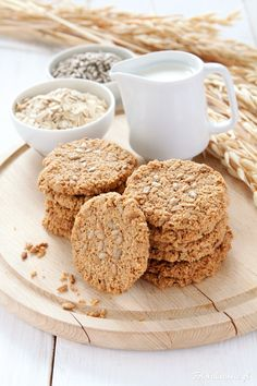 Food Cakes, 20 Min, Oatmeal Cookies, Sweet Desserts, Biscotti, Cookie Recipes, Sweet Tooth, Food Photography, Sweet Treats