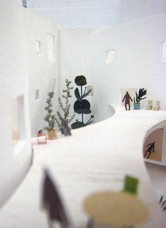 卒業設計 壁の中のヘテロフォニー | OKOLAB.net