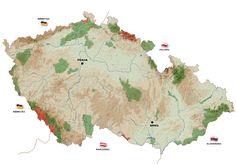 Národní přírodní rezervace v ČR