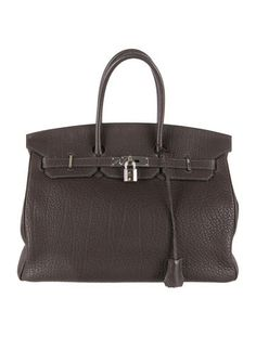 LOLOL OVER 10 K..USED PURSE,,,PRICE OF NEW ONES SOMEONE NEEDS A HOBBY OR A GOOD SHRINK LOL,NUTSO Hermès Fjord Birkin 35