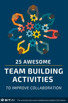 What Are The Best Team Building Activities For Collaboration & Why? Find out her… What Are The Best Team Building Activities For Collaboration & Why? Find out here. Team Building Activities For Adults, Team Bonding Activities, Corporate Team Building Activities, Leadership Activities, Activities For Teens, Teambuilding Activities, Team Building Events, Building Ideas, Physical Activities