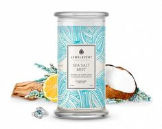 Image result for sea smelling candles