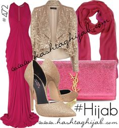 Hashtag Hijab Outfit #472