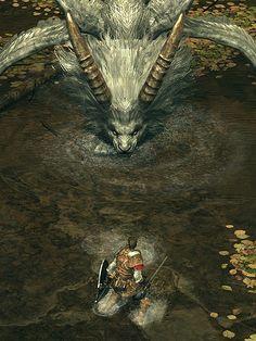 Dark Souls :: The Art Of Gaming