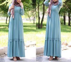Abaya Fashion, India Fashion, Muslim Fashion, Modest Fashion, Fashion Dresses, Hijab Style Tutorial, Abaya Designs, Abayas, Modest Dresses