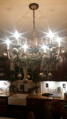Christmas kitchen 2015