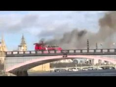 Meanwhile In LONDON (VIDEO) » DailyFunFeed London Bus, London Bridge, Double Decker Bus, Meanwhile In, Upcoming Movies, Video News, Stunts, Film, World