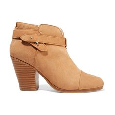 On SALE at 50% OFF! harrow nubuck ankle boots by Rag & Bone. Italian sizing rag & bone camel Harrow boots . Heel measures approximately 90mm/ 3.5 inches . Nubuck . Almond toe . P...