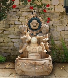 Marble Wall Fountains - Beautiful Designs from the World Leader