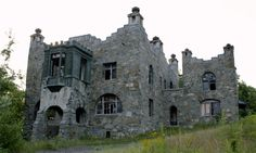 Kimball Castle, A New Hampshire legend On the  northern shoulder of Lockes Hill, on Lake Winnipesaukee .