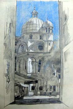 Miracoli Kirche in Venedig