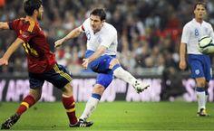 Inglaterra domina los enfrentamientos contra España tras veintitrés partidos - Con un balance de victorias favorable al combinado británico, que se impuso en doce encuentros por los ocho que ganó el equipo español.  España ...