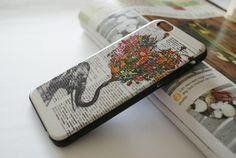 Elephant w/ Heart iPhone 6 Case