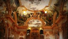 Museo Cerralbo, Salón de Baile