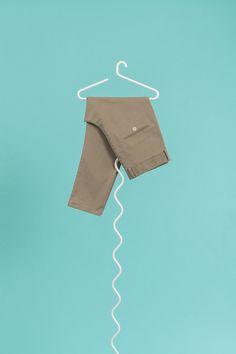 Design of HI Hangers from Mathery Studio and Dale Hardiman