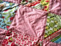 Hand Quilting Tutorial 1 (maybe a different kind of quilting method?) - zakkaArt